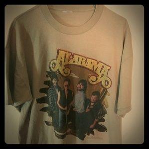 Other - Vintage Alabama Tour 1998 T-shirt